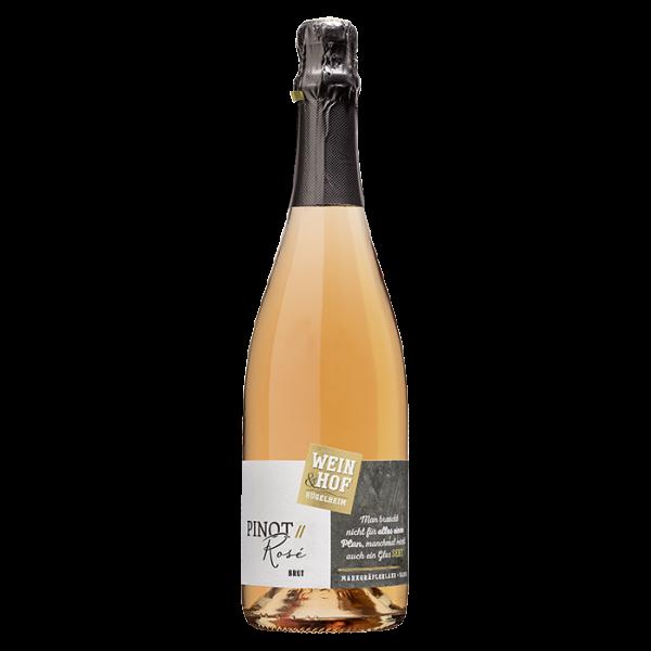 Pinot Rosé Sekt brut -Hofsekt-