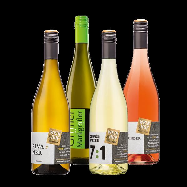 Spargel- und Terrassenweine