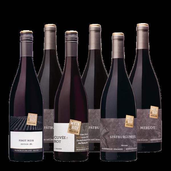 Rotweinpaket VINUM »Entdeckung des Jahres 2020«