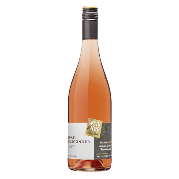 2019 Spätburgunder Rosé QbA trocken -Hofwein-