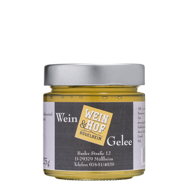 Weingelee weiß 225 g