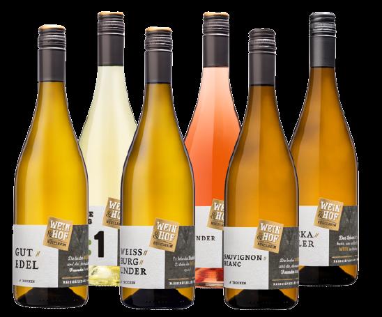 »Frühlingsboten« - 6er Weinpaket